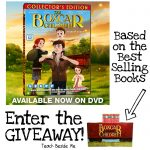 Boxcar Children DVD Giveaway!