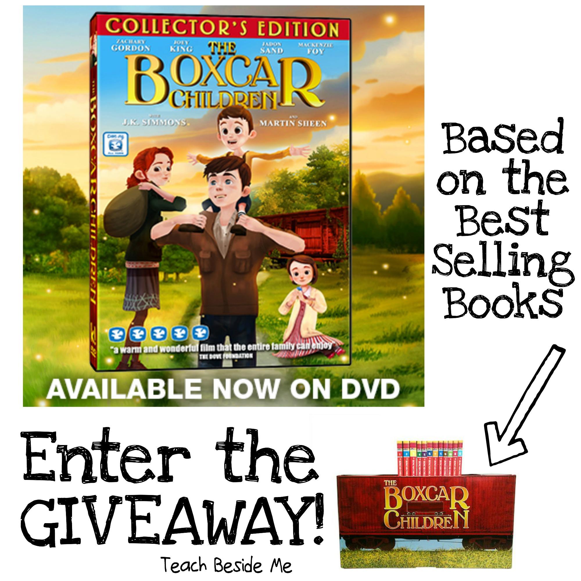 Boxcar Children DVD