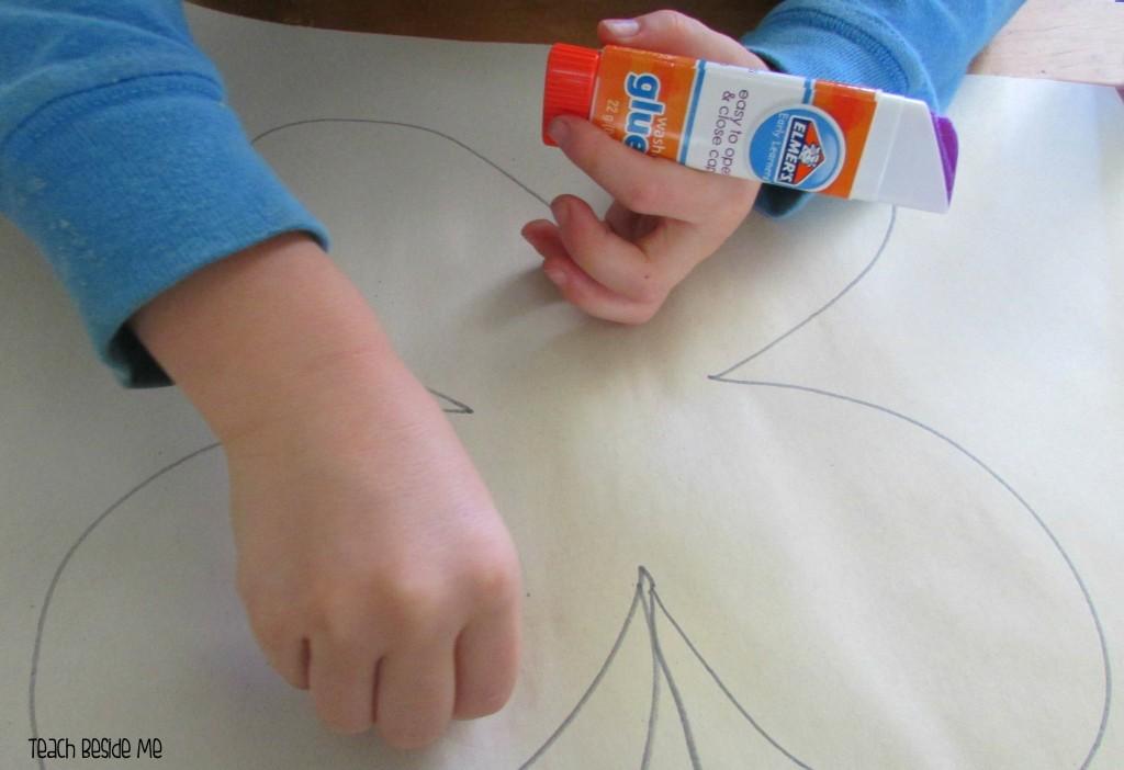 Elmer's early learners glue