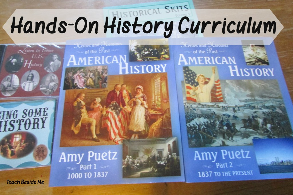 Beautiful Feet American History History Curriculum