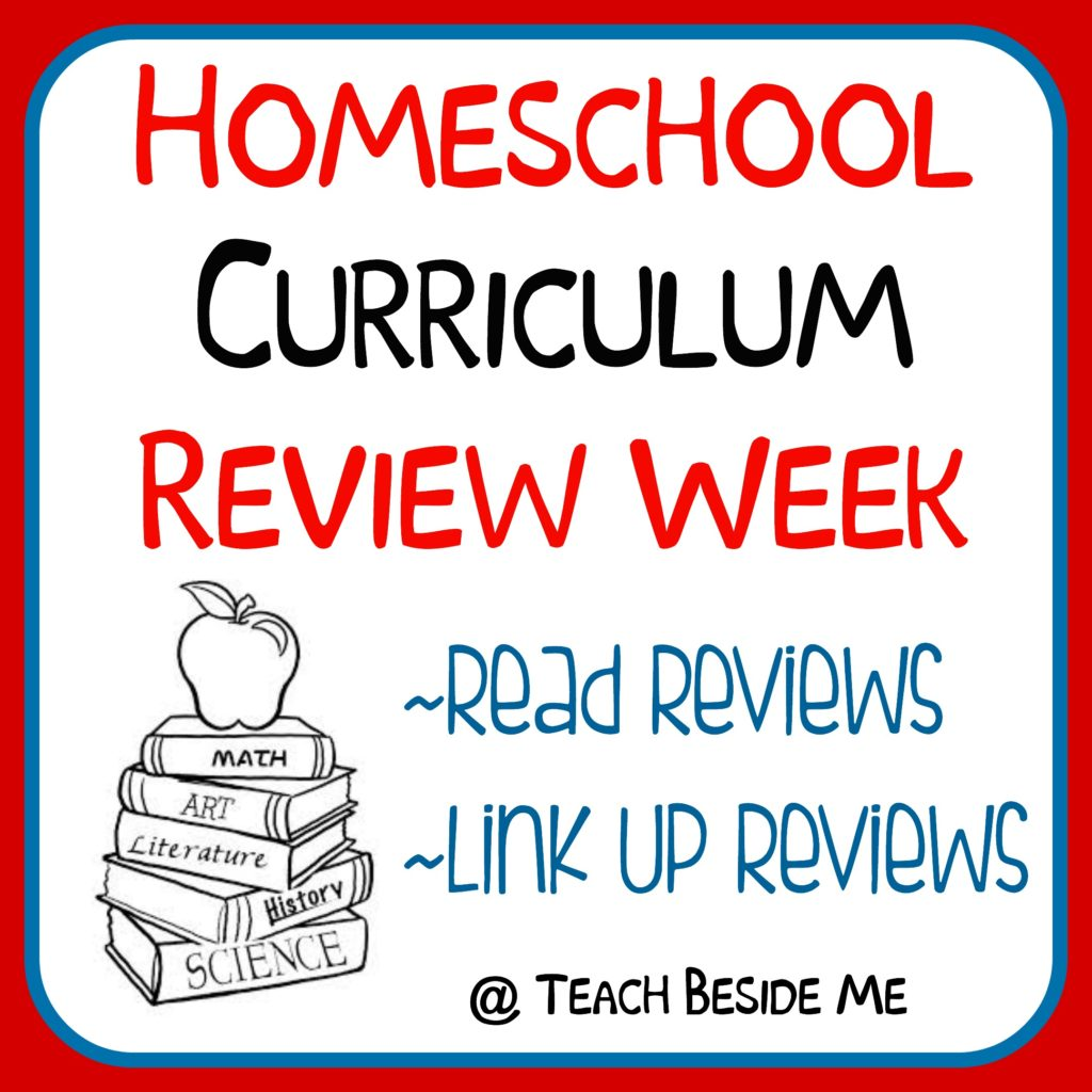 Homeschool Curriculum Review Week
