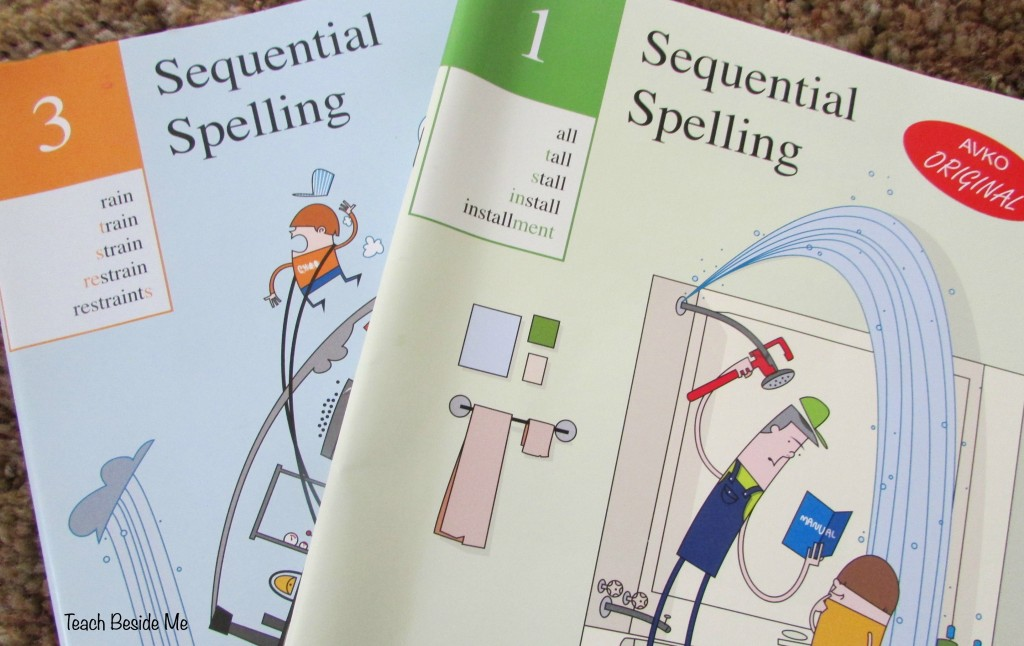 Sequential Spelling Review