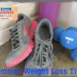 Summer Weight Loss Tips- losing baby weight