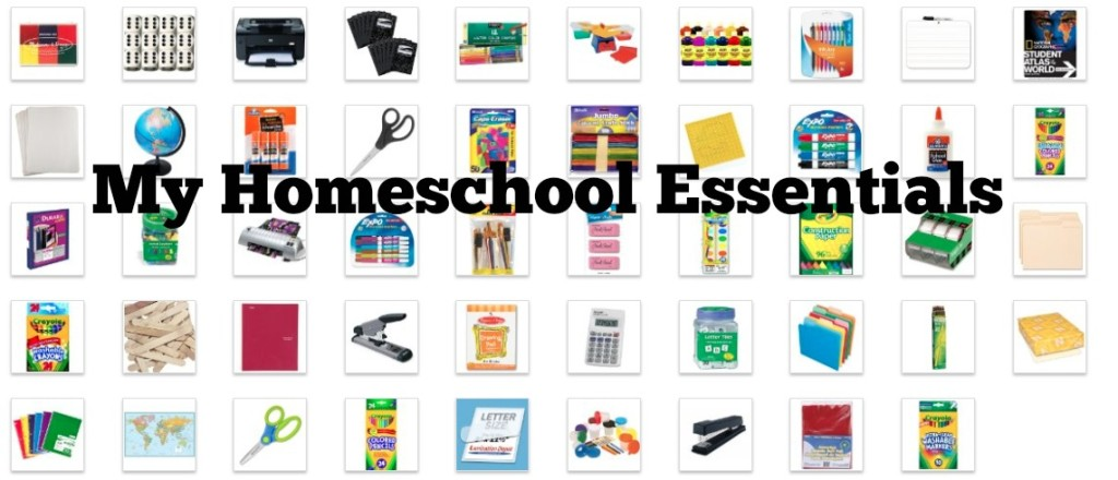homeschool Essentials