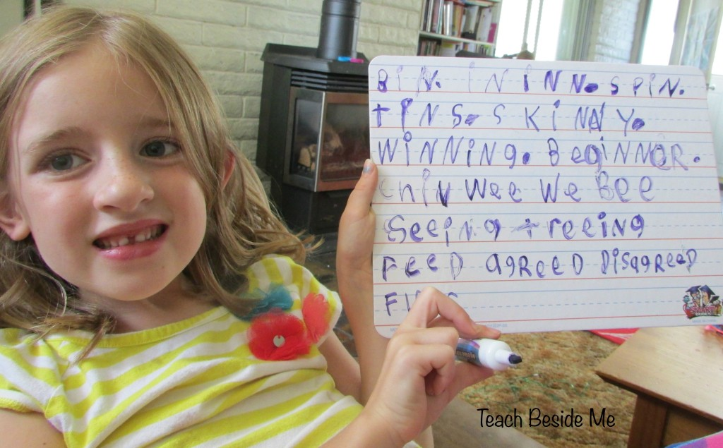 homeschool Spelling