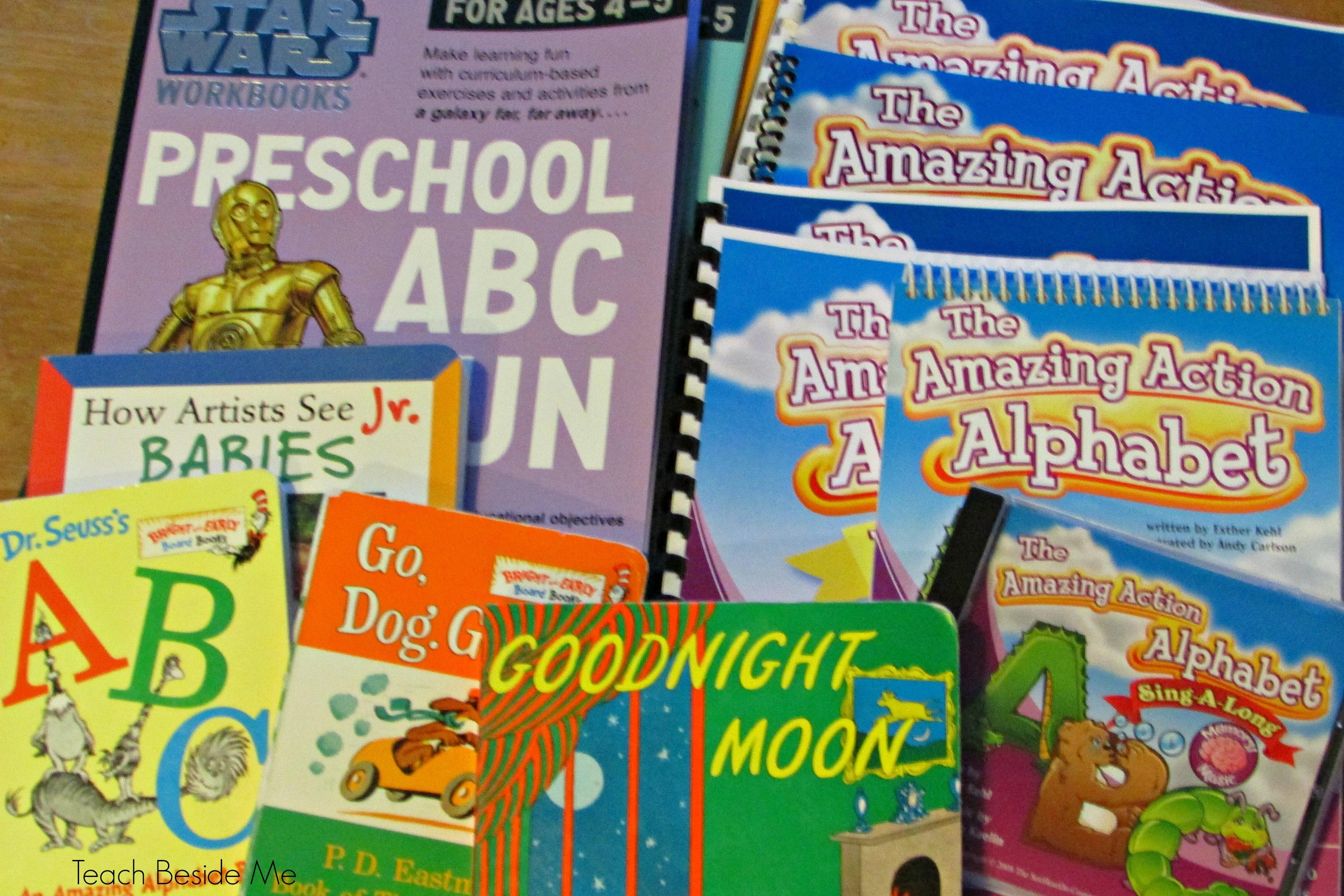 Homeschool Curriculum Choices: Pre-K, 2nd, 4th