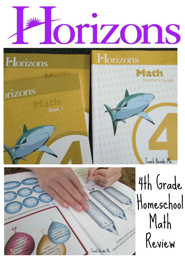 4th grade homeschool math review