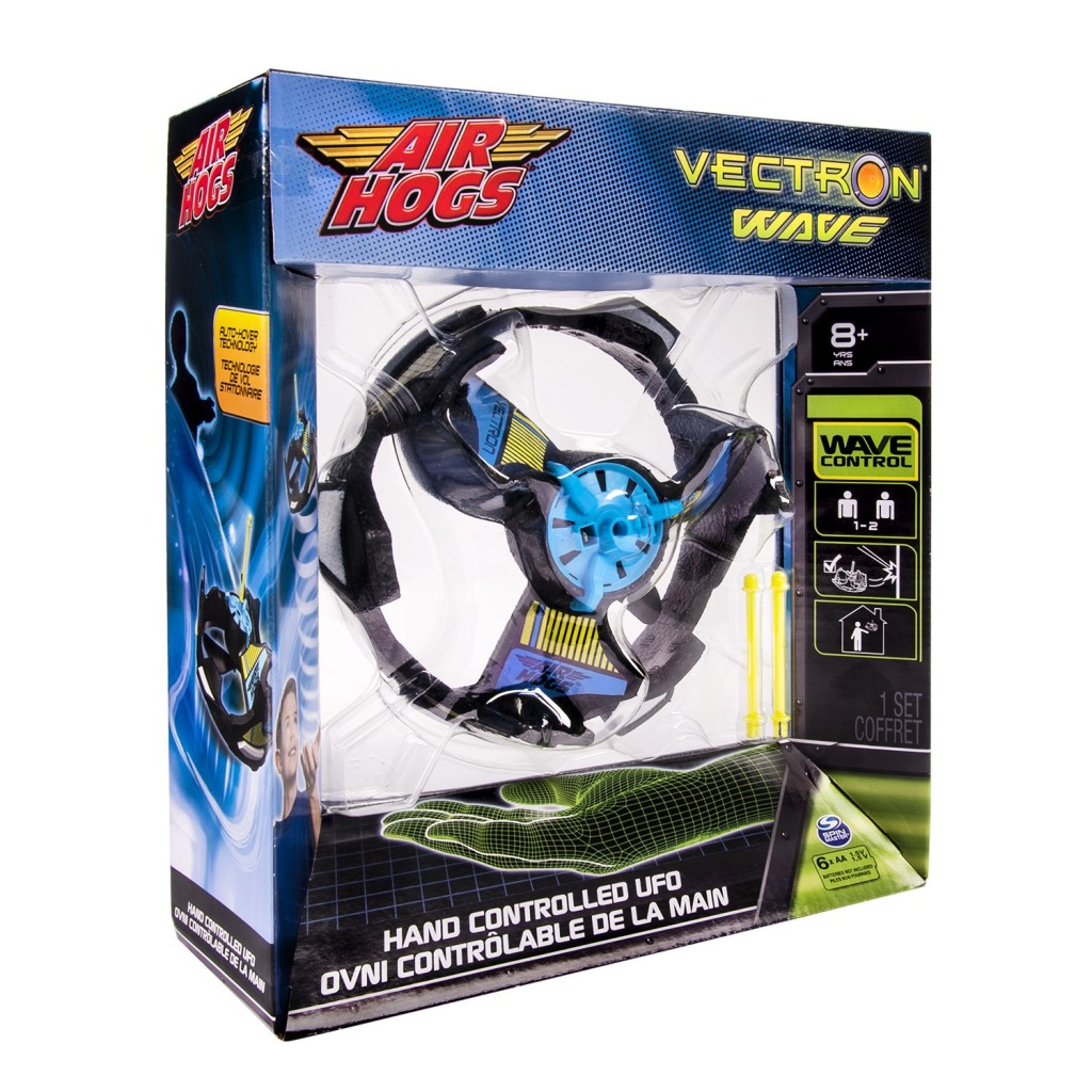 Vectron air hogs in space with a cool giveaway teach beside me
