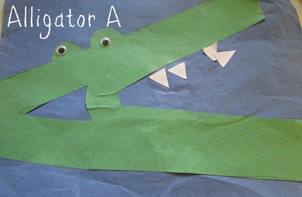Alligator A