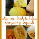 Autumn Science: Comparing Squash with Mrs. McNosh