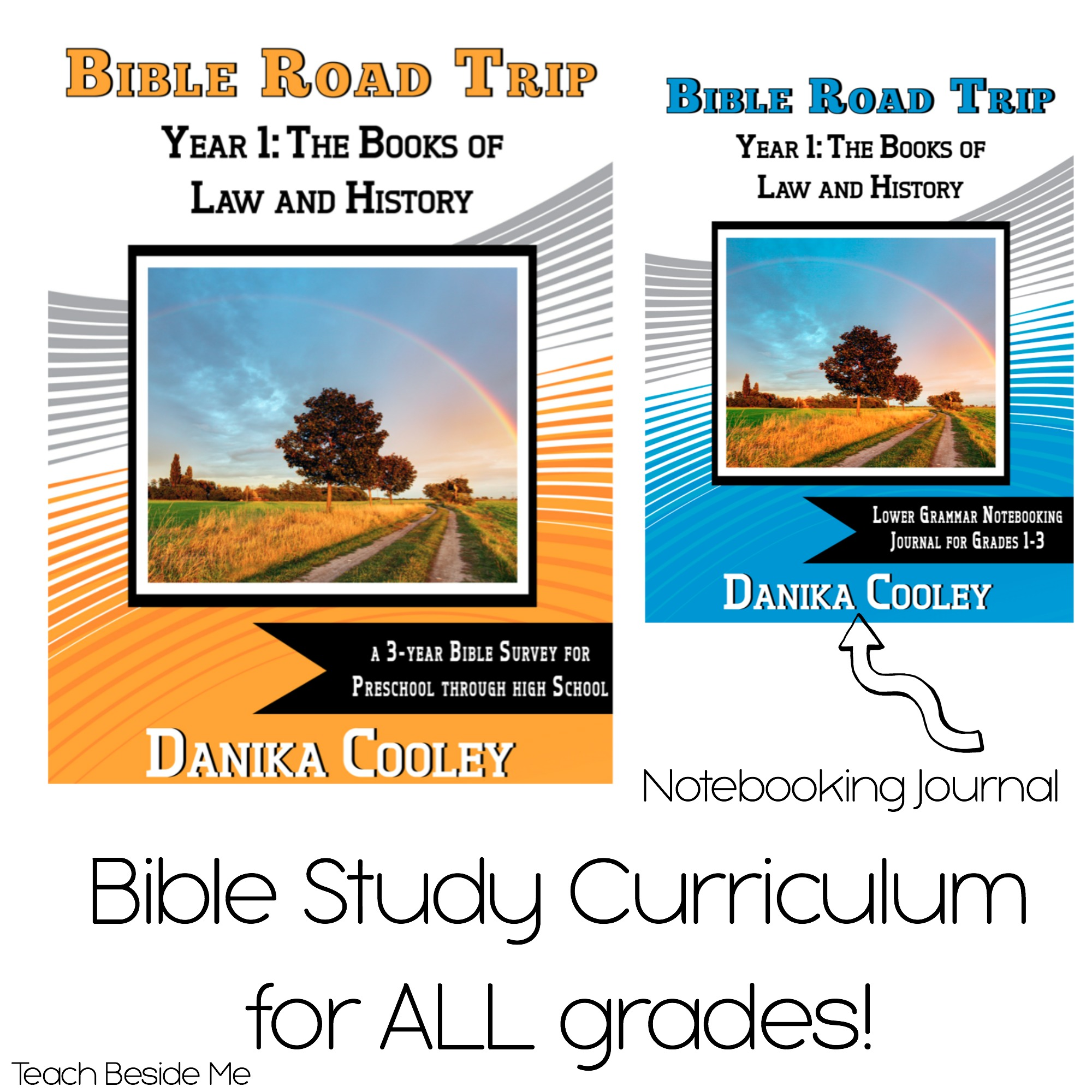 Bible Study Curriculum ~ Bible Road Trip