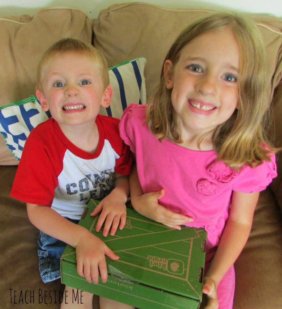 Kiwi Crate Craft Subscription