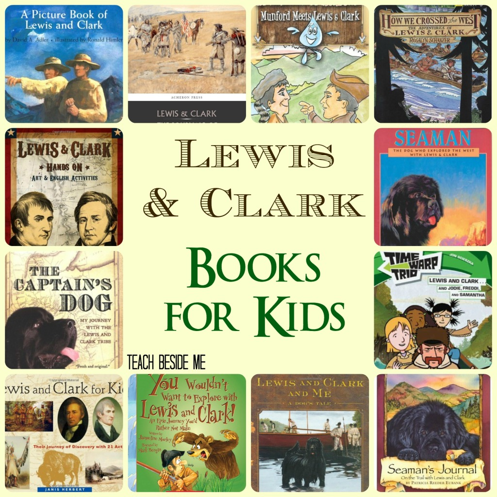 Lewis & Clark Books for Kids