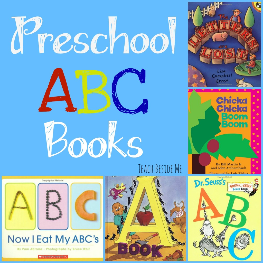 Preschool ABC Books