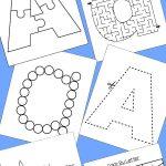 Preschool Letter A Activities