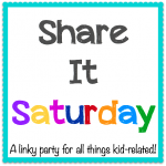 Share It Saturday! (The One With a New Co-Host)