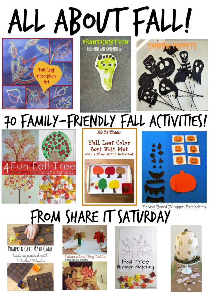 70 Family-Friendly Fall Activities
