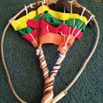 Autumn Tree Weaving Craft