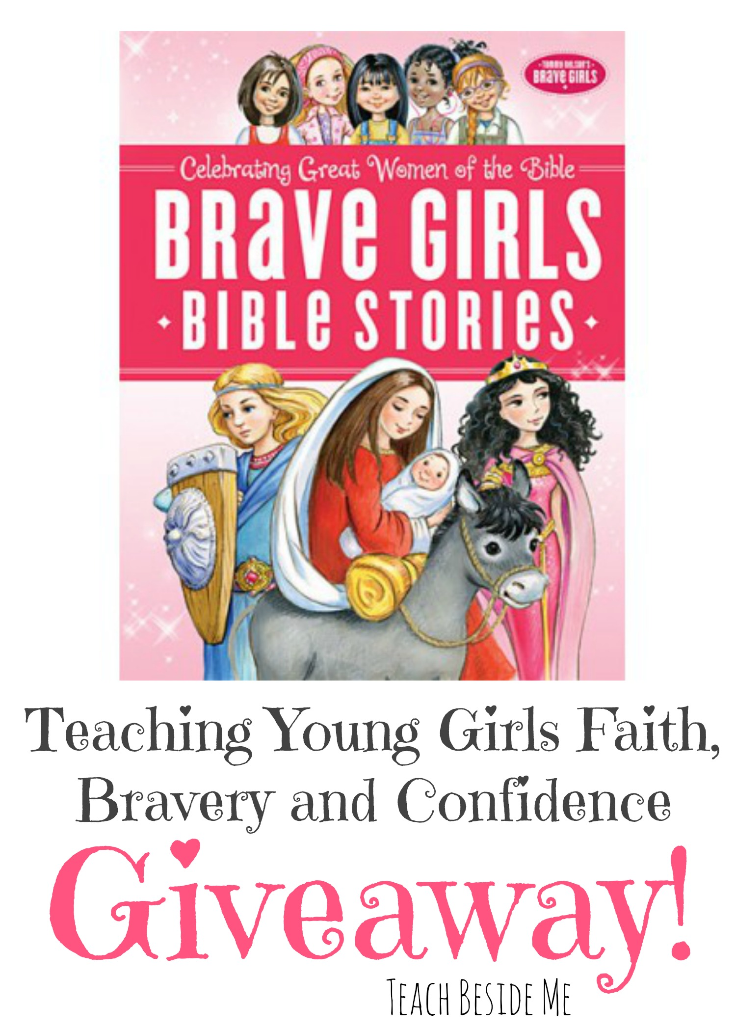 Brave Girls Bible Stories ~ Book Review & Giveaway