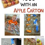 Fun Things to Do With an Apple Carton