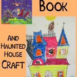 Inside a House that is Haunted ~Haunted House Craft