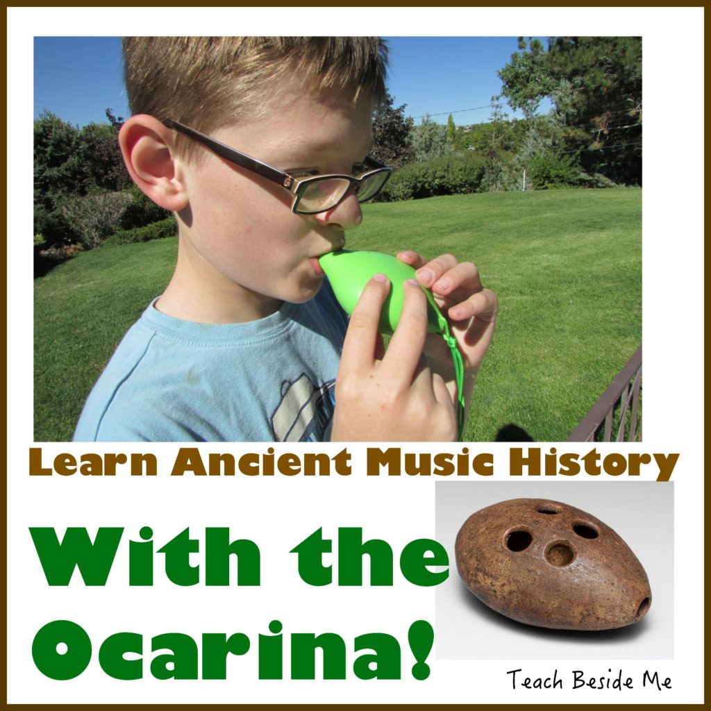 Ocarina- Ancient musical instrument