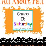 Share It Saturday- All About Fall!!