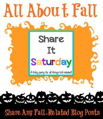 Share It Saturday- Fall Edition