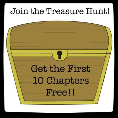 Book Treasure hunt