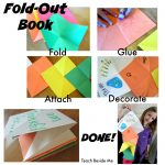 Fold Out Book Project