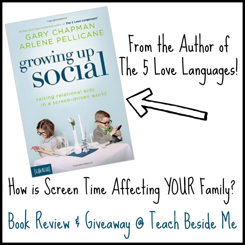 Growing Up Social Book Giveaway