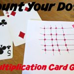 Count Your Dots- Multiplication Card Game