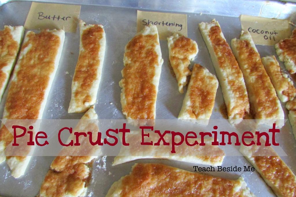 Pie Crust Experiement
