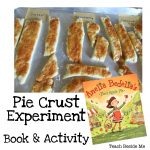 Pie Crust Experiment with Amelia Bedelia