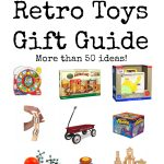 Retro Vintage Toys Gift Guide