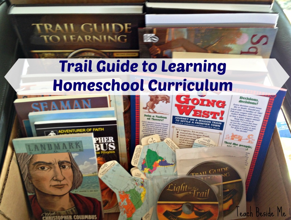 Trail Guide to Learning Homeschool Curriculum