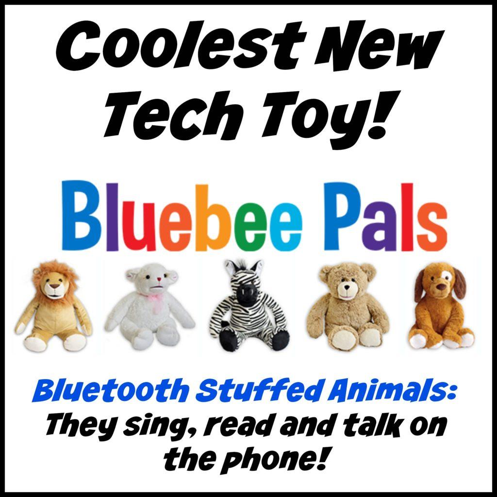 Bluebee Pals ~ Tech Christmas Gift – Teach Beside Me