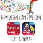 New Disney Apps We Love!