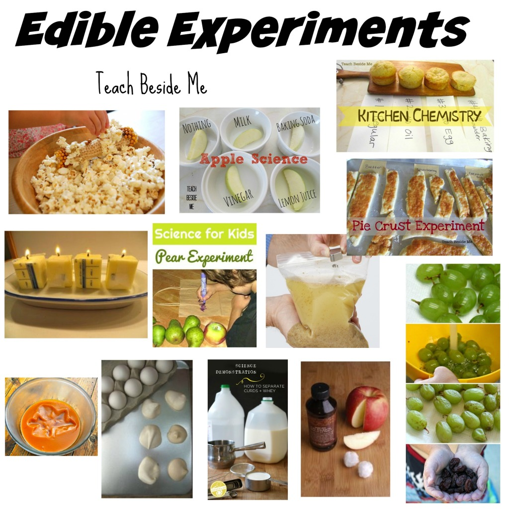 Edible Experiments