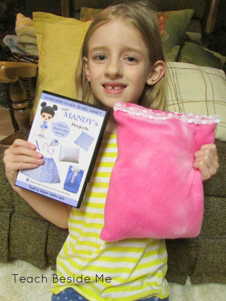 sewing project dvd