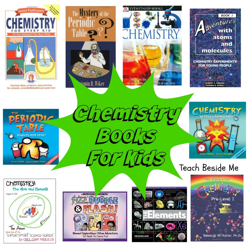 Chemistry Books for Kids