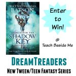 The Shadow Key ~ Book Review & Giveaway
