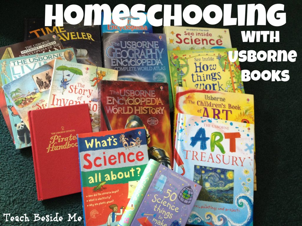 Homeschooling With Usborne Books