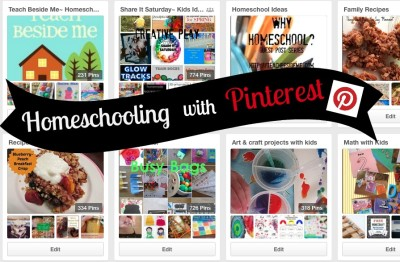 Homeschooling-with-Pinterest