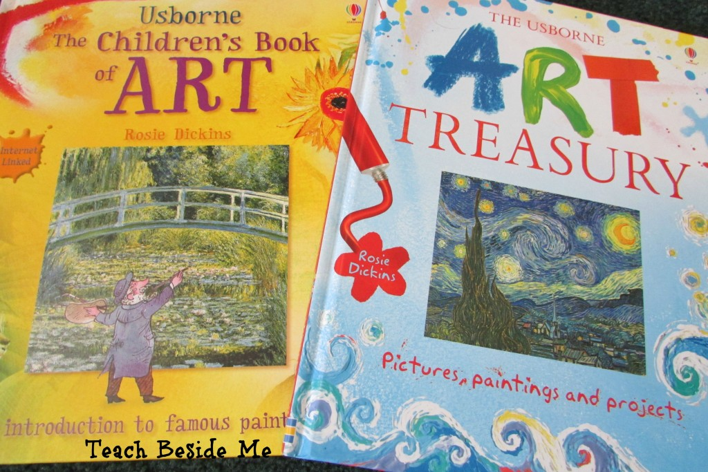Usborne Art Books