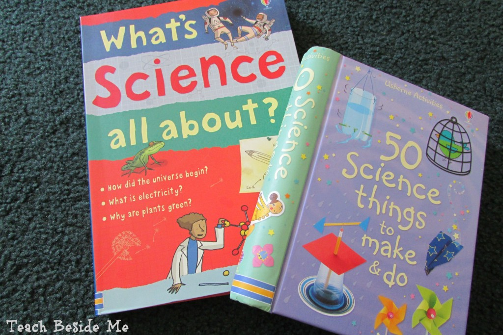 Usborne Science Books