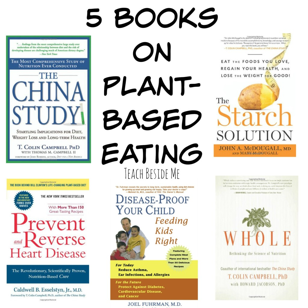 books on plant-based eating