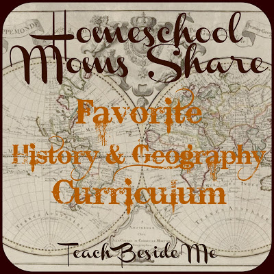 homeschool history and geography curriculum