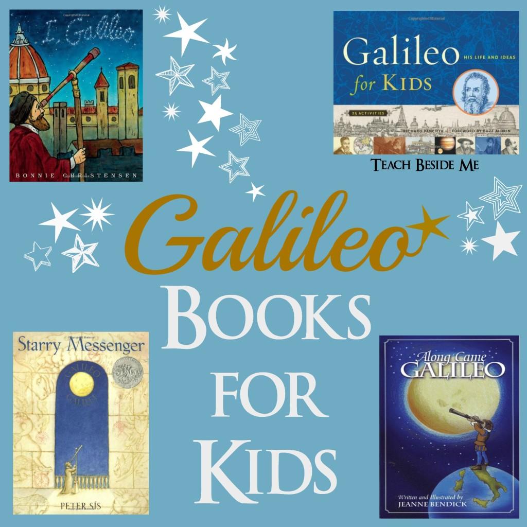 Galileo Books for Kids