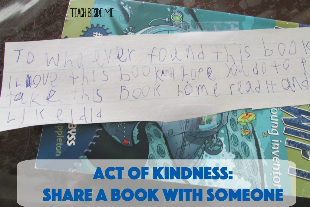 act of kindness for kids